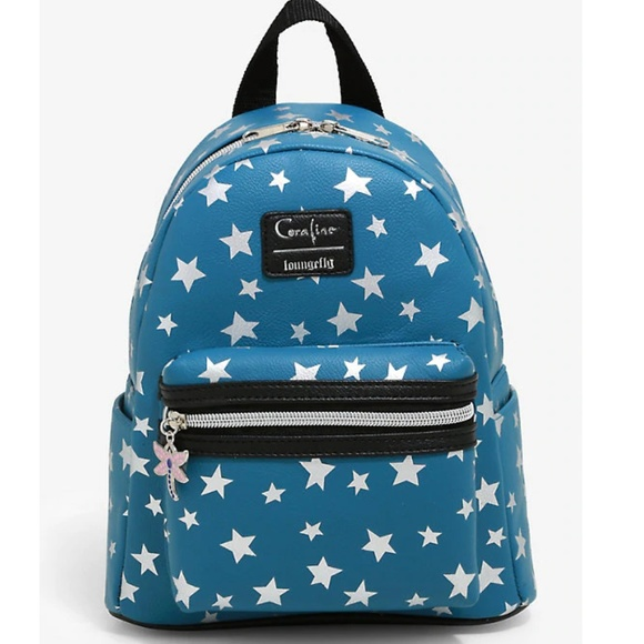 Loungefly Bags Loungefly Coraline Stars Mini Backpack Poshmark